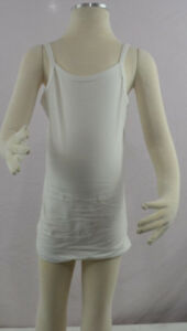 Child Kid Full Body Mannequin Dress Form Removable Arms