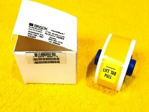 New Brady 42064 Yellow Reflective 1 0 X 33 Tape Handimark Y6349