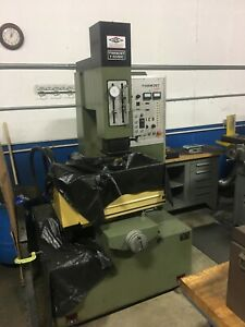 Used Kbc Machinery Yihawjet Model Y 505dc Ram Style Edm Machine Mold Die Shop