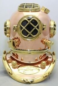 Deluxe Mark V Dive Helmet Without A Base 10