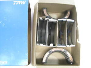 Trw Ms8031 Engine Main Bearings Std H series For Ford 289 302