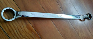 Mac Tools Offset 3 4 7 8 Combination Double Boxed Wrench Bol2428