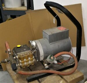 Commercial Pressure Washer Pump And Motor