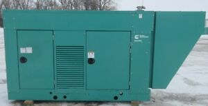 150 Kw Onan Gm Natural Gas Or Propane Generator Genset 3 Phase Mfg 2006