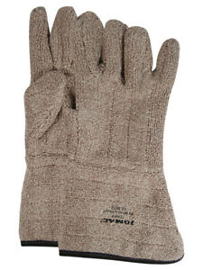 Wells Lamont 636hrl Jomac Heavy weight Heat Resistant Gloves 12 Pack