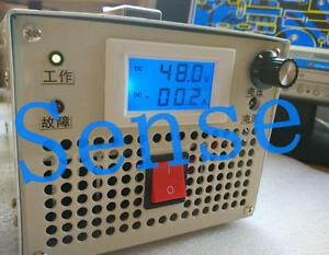 New Ac200 240v To 0 5vdc 150a Output Adjustable Switching Power Supply