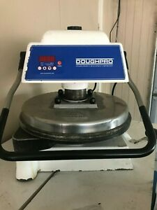 Proluxe Doughpro Dp1100a Commercial Pizza Heated Dough Press restaurant kitchen