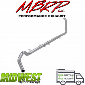Mbrp 5 Turbo Back Exhaust System Fits 2003 2007 Ford F250 F350 6 0l Powerstroke