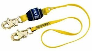 Dbi sala 098 1246011 Ez Stop Shock Absorbing Lanyard Single leg 3600 Lb Rated