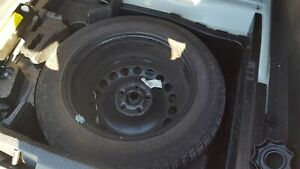 09 10 11 12 13 14 15 16 Volkswagen Cc 16x7 Spare Wheel And Tire 69950 215 55r16