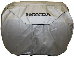 Genuine Oem Honda Part 08p58 z07 100s Silver Generator Cover For Eu2000i Eu2200i