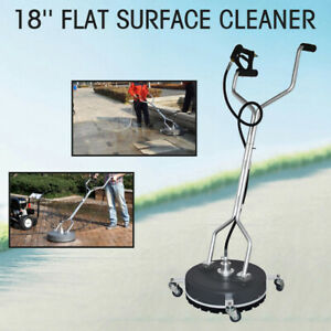 18 4000psi Flat Surface Concrete Cleaner Us