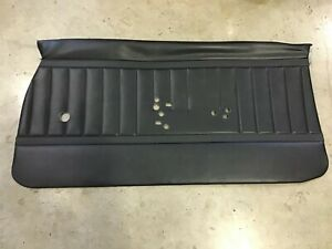 1971 Buick Skylark Skylark Custom Gran Sport Front And Rear Door Panels