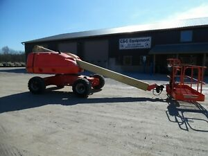 2006 Jlg 400s Man Boom Lift 40 Feet 4x4 Nice Shape Low Hours Genie