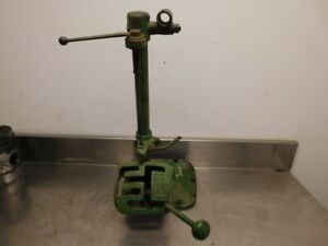 John Deere Unstyled G Tractor Trans Cover With Gear Shift Steer Support 13836