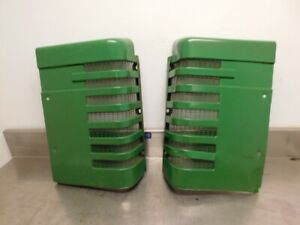John Deere Styled B Tractor Front Grilles Ab1534r Ab1535r 13794