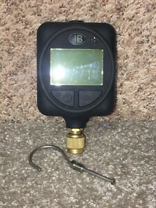 L k New Jb Industries Dv 22n Leak Proof Digital Vacuum Gauge