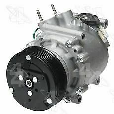 Ac Compressor Fits 2002 2003 2004 2005 Honda Civic N 77613
