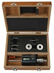 Mitutoyo 468 971 Digimatic Holtest Lcd Inside Micrometer 6 12mm
