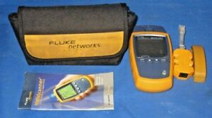 Fluke Networks Microscanner 2 Cable Tester Network Cable Tester