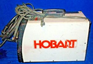 Hobart Handler 140 Wire feed Mig Welder 115v Model 500559