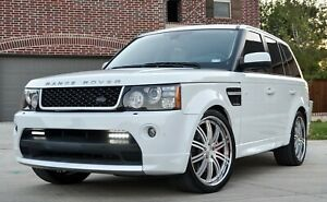 22 Modulare M13 Wheels For Range Rover Sport Tires 7k Msrp Forged 2 Piece