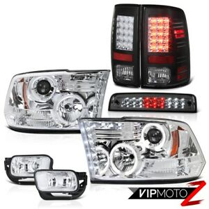 2010 2018 Ram 2500 3500 Slt Foglamps Roof Cargo Light Tail Lamps Headlamps Led