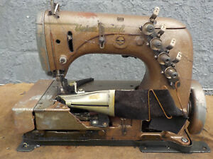 Industrial Sewing Machine Union Special 52 800 Binder two Needle Cover