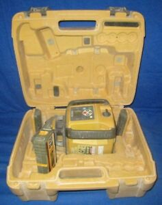 Topcon Rl sv2s High Accuracy Dual Slope Laser Level Free Same Day Shipping