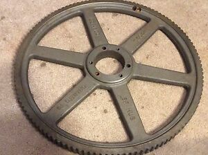 Tb Woods Timing Belt Pulley 120h100 Sf Sprocket Pulley 62956