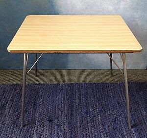 Eames Herman Miller Incidental Occasional Child Folding Table It 1 Early Edition