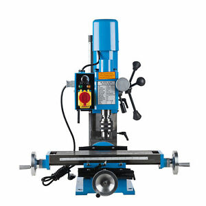 Mini Drilling Milling Machine 600w Motor With Metric Lead Screws