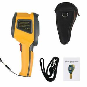 Ht 02 Handheld Ir Thermal Imaging Camera 60x60 Infrared Image Resolution 3600p