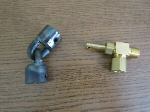 John Deere 70 720 Diesel Pony Tractor Fuel Shut Off Valve U joint Kit 9435
