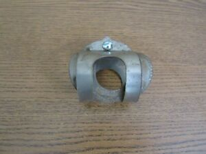 John Deere A B G Tractor Round Tube Drag Link Dust Cover Ac352r 9437