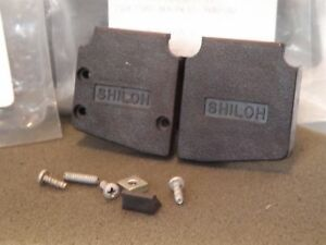 Shiloh Si 9406 100 Electrical Backshell Connector Shield Clamp Lot X40 Nos
