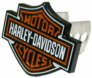 Plasticolor Harley Davidson Hitch Cover 002216