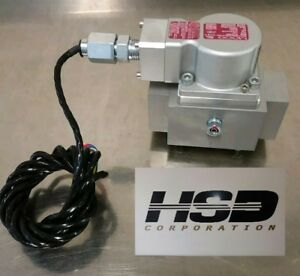 Moog Hydraulic Servo Valve Model G771k203a new 12 Month Warranty