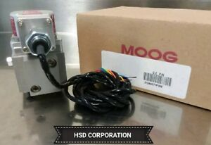 Moog Hydraulic Servo Valve Model G771k226a new 12 Month Warranty