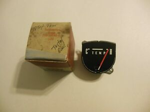 1954 Ford Nos Water Temperature Dash Gauge Fda 10883a Red Needle