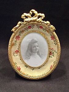 Very Special Dore Bronze Late 19th Century Shadow Box Picture Frame