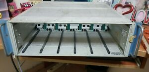 Tektronix Tm506 6 compartment Mainframe Power Chassis