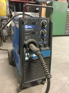 Miller Mig 1ph 200 230v Stainless Welder Millermatic 251 903868