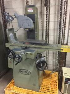 Mitsui 6 X 18 Surface Grinder 3ph 1ph Msg 205mh