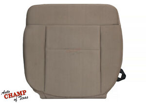 2007 2008 Ford F 150 Stx Xl Driver Side Bottom Replacement Cloth Seat Cover Tan