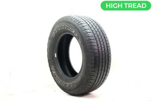 Used 265 70r17 Goodyear Wrangler Fortitude Ht 115t 8 32