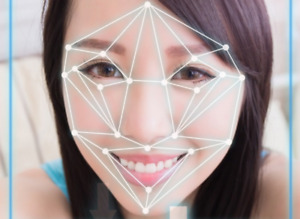 Facialscreen com Domain Name Facial Recognition Security Website Apple Godaddy 1
