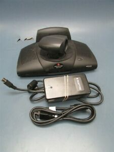 Used Polycom Viewstation Pvs 14xx Video Conferencing Camera W Power Adapter
