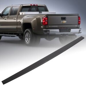 For 2014 2018 Silverado Sierra Tailgate Molding Cap Top Protector Cover Trim