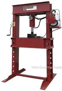 100 Ton Electric hydraulic H frame Shop Press Us 150 50